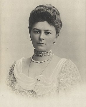 Sophie Chotek von Chotkowa (Aufnahme um 1900)