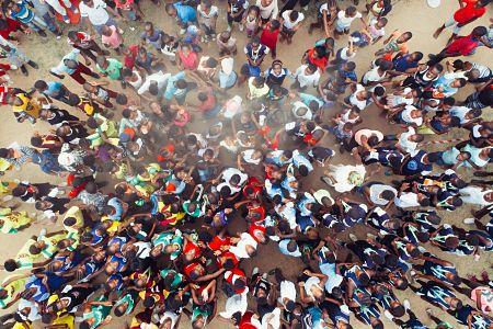 Die Bevölkerungszahl in Afrika wird sich in den kommenden 30 Jahren nahezu verdoppeln.