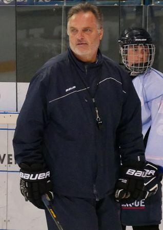 Seit 2013 ist Eduard Uvíra U16-Nachwuchstrainer beim ERC Ingolstadt. © Martin Wimösterer, ERC Ingolstadt