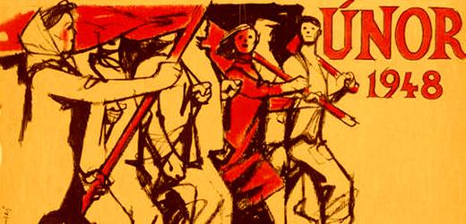 Bis 1990 galt der 25. Februar 1948 als >Sieg der tschechoslowakischen Arbeiterklasse<.