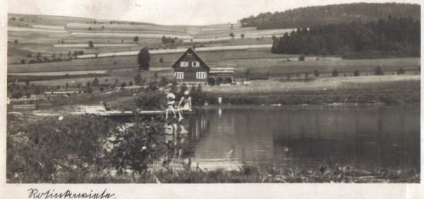 Die Rosinkawiese in Ostböhmen © Heimatverein Adlergebirge