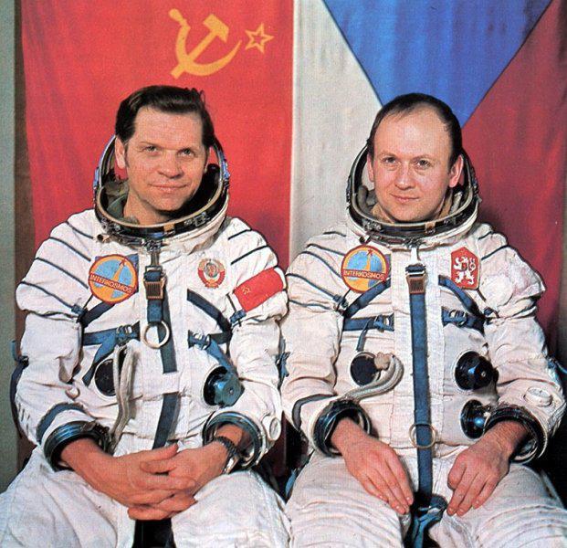 Ein Tscheche im Weltall