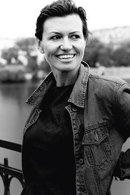 Für den Roman erhielt Bianca Bellová im vorigen Jahr auch den tschechischen Literaturpreis Magnesia Litera. © Marta Režová