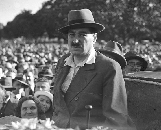 Egon Erwin Kisch 1935 in Sydney