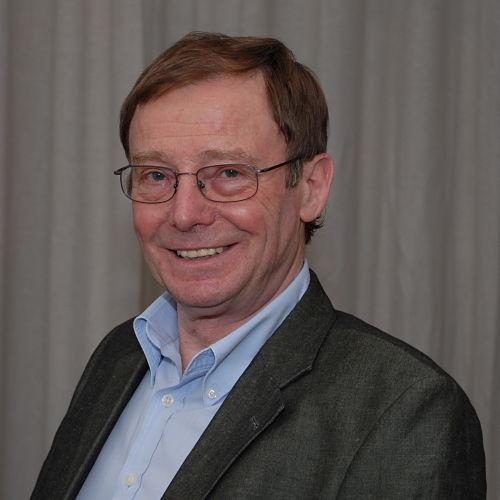 Hans Dieter Zimmermann © privat