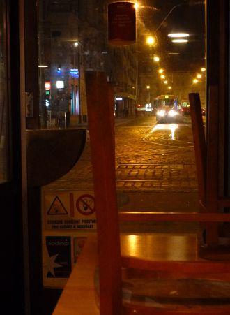 Nachtkneipe in der Prager Innenstadt