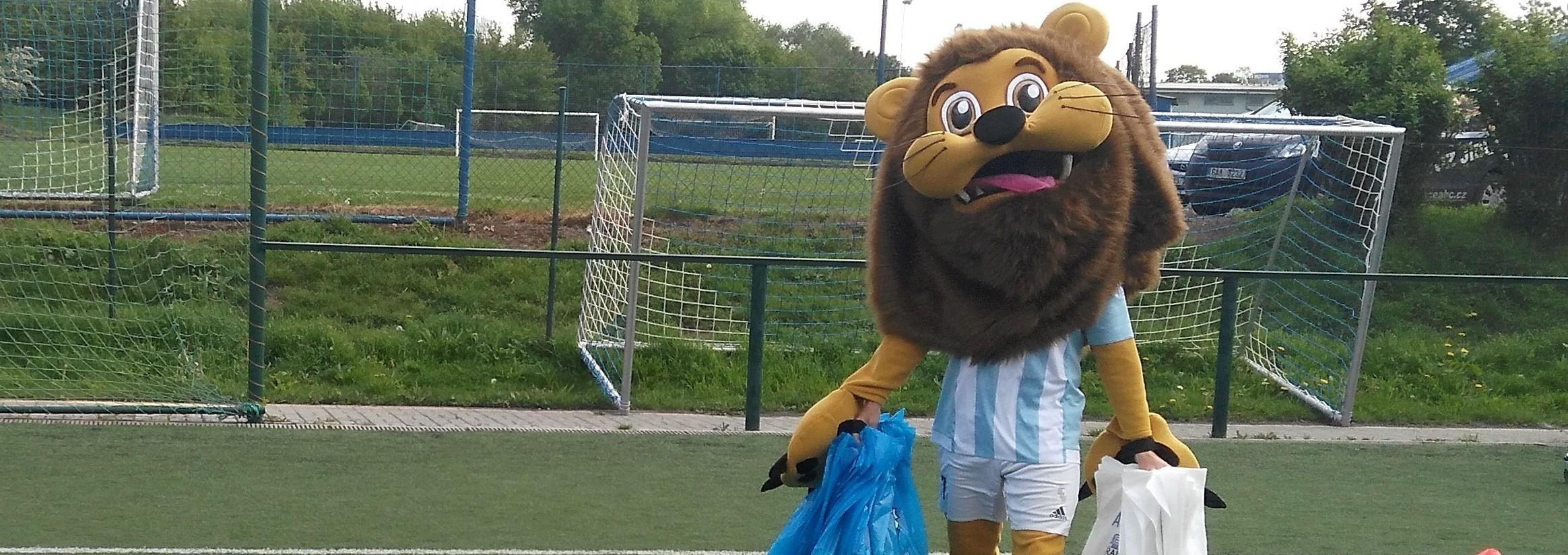 Kuscheln mit den Löwen