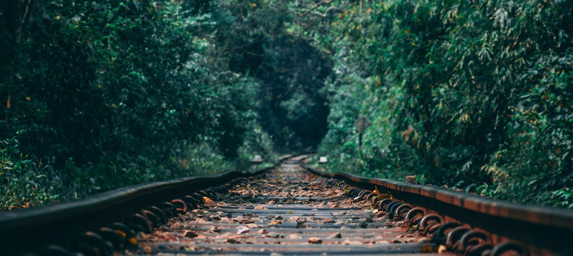 Per Eisenbahn durch die Geschichte