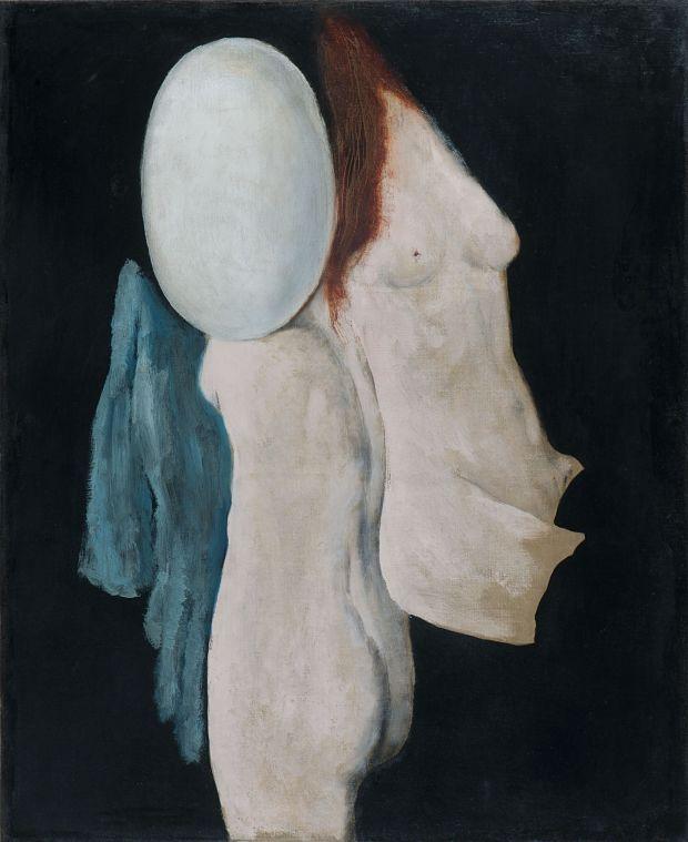 Josef Šíma, Evropa, 1927, Moravská galerie v Brně_opt
