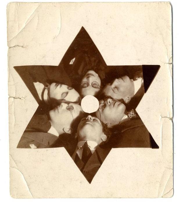 Simplisté ve tvaru hvězdy u Rogera Lecomta, 1924, Fonds Vailland, médiathèque Elisabeth et Roger Vailland, Bourg-en-Bresse _opt