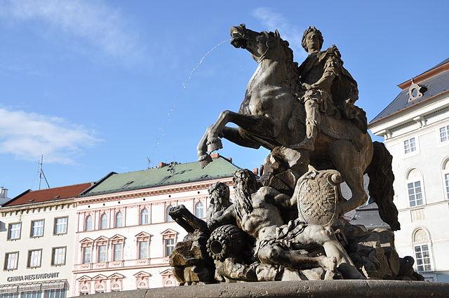 Olomouc-Caesarova-kašna