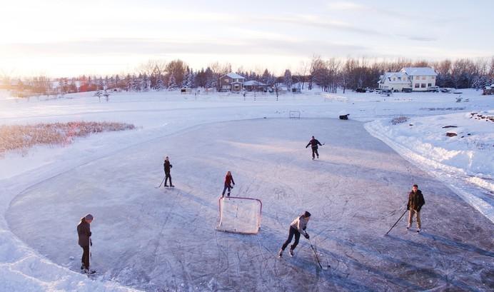 eishockey-outdoor