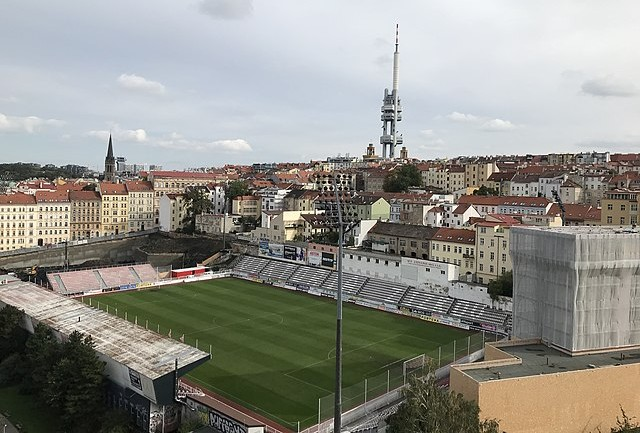 Stadium_FK_Viktoria_Žižkov