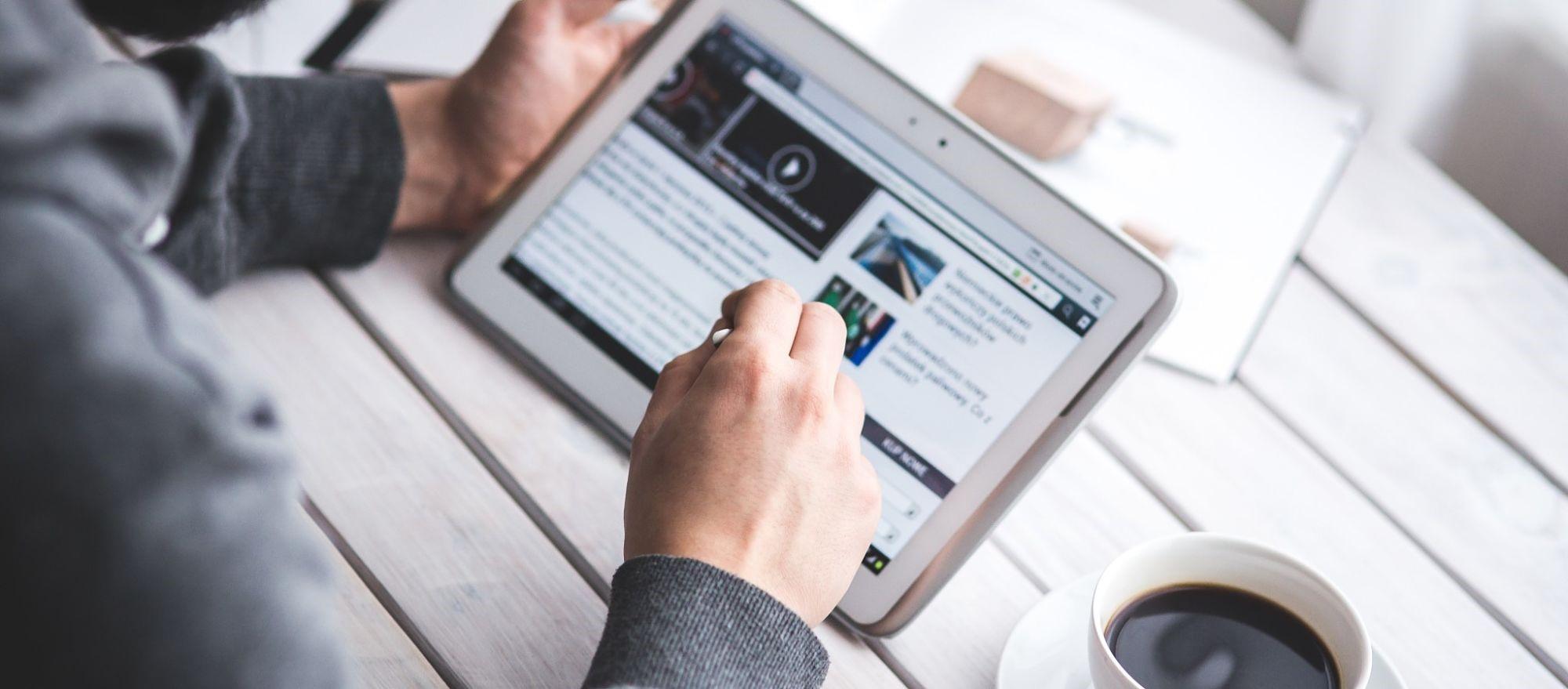 """""""Online-Medien sind Pioniere"""""""